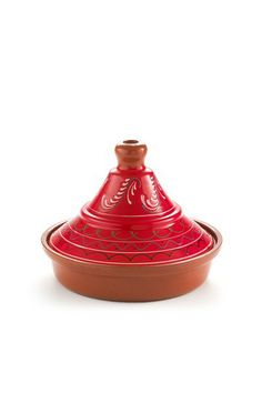 tajine stove top cooker. always wanted one, though do not know what to cook in it. Surely, nice to have.