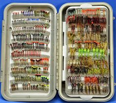 Fly Fish Food -- Fly Tying and Fly Fishing : 5 Steps to Fly Box Organization Zen