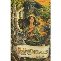The Immortals by Tamora Pierce, is the story of Sarrasri (known as Daine), a parentless girl with an extraordinary talent. Daine finds a ...