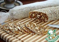 Raw Food Recipes, Sweet Recipes, Baking Recipes, Dessert Recipes, Good Food, Yummy Food, Small Desserts, Food Shows, Russian Recipes