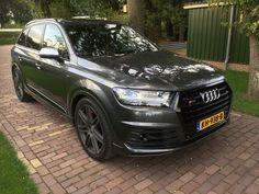 Audi SQ7 V8