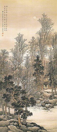 KOMURO Suiun (1874-1945), Japan 小室翠雲