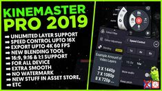 Kinemaster Latest Pro Version For All Apk Editing Apps, Video Editing, Akshay Kumar Latest Movie, Android Video, Animation Tools, Font Packs, Unique Facts, Pro Version, Chroma Key