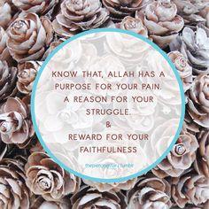 Allah 's purpose