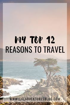 Travling has so many benefits and can change your life and perspective on the world. Here are my top 12 reasons to travel and why you should travel with your family every chance you get. Family Adventure, Life Is An Adventure, Adventure Travel, Florida Travel, Hawaii Travel, Chicago Travel, Cruise Travel, California Travel, Travel Couple
