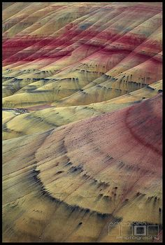 Painted Hills National Monument, Oregon