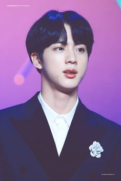""" © ONE AND ONLY JIN 
