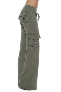 Bamboo Pocket Pant | Public Myth Canada  As soon as I'm not preggo I WILL have these pants! LOVE!