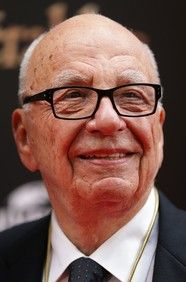 Rupert Murdoch - Net worth 11.2 B; Source of wealth - News Corp, self-made