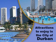 you can book cheap air tickets to Durban to enjoy a cost effective journey.