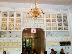 Caffe Storico, New York. My favorite cafe in Manhattan. 170 Central Park West, Manhattan, NY 10024