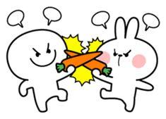 Hi, I'm Smile Person. Funny Stickman, Cute Love Cartoons, Love Stickers, Cute Doodles, Mini Canvas, Cute Cartoon Wallpapers, Cute Gif, Emoticon, Cute Puppies