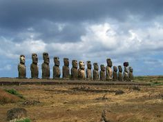 Easter Islands, Chile