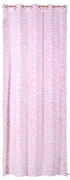 Zebra curtains www.kidsdepot.nl