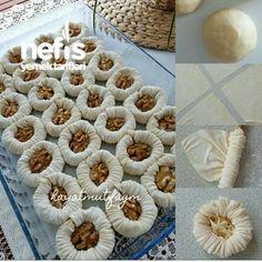 Yummy Nightingale Nest Dessert – Leckere Rezepte - My CMS Creamy Italian Chicken, Italian Chicken Recipes, Arabic Dessert, Arabic Food, Cake Recipe Using Buttermilk, Pastry Recipes, Dessert Recipes, Greek Pastries, Puff Pastries