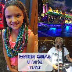 Mardi Gras at UNIVERSAL ORLANDO | Select Nights Through April 16th on the blog today! @universalorlando #universalmardigras #UniversalMoments by floridabloggess