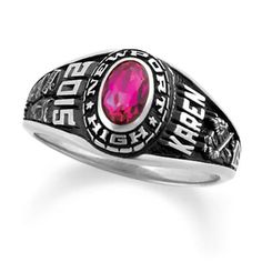 Personalized Class Rings From Jostens Signature