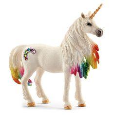 Schleich Bayala Rainbow Unicorn Mare : Target