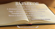 Angyali üzenet: Tiszta lappal Nice Thoughts, Positivity, Personalized Items, Quotes, Inspiration, Qoutes, Biblical Inspiration, Dating, Quotations