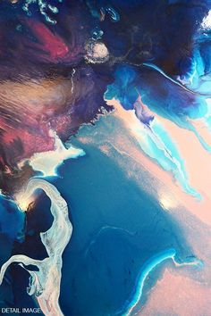 megan weston resin and acrylic paintings | Megan Weston - Luderitz