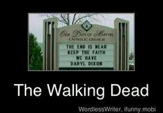 The Walking Dead; Daryl Dixon