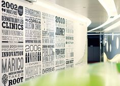 Marico Corporate office Space, Mumbai Space Design by Madhouse Design, via Behance