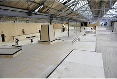 Where can you find a good place to ride BMX or skate when the weather is bad? Will the rain ruin my board? Here are the best indoor skateparks in the UK. Indoor Places, Skate Park, Best Cities, Bmx, Backyard, City, Interior, Uk 5, Parks