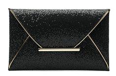 ILISHOP Hot Sale Women's 2015 Clutch Gold Evening Bag Handbag Purses (Black) >>> LEARN MORE @ http://www.passion-4fashion.com/handbags/ilishop-hot-sale-womens-2015-clutch-gold-evening-bag-handbag-purses-black/?a=6048