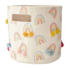 Rainbow Nursery Decor, Rainbow Room, Rainbow Baby, Rainbow Kids Rooms, Nursery Themes, Nursery Ideas, Bedroom Ideas, Girl Nursery, Girls Bedroom