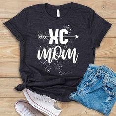 570ab7047e7e XC Mom / Shirt / Tank Top / Hoodie/ Cross Country Mom / Cross Country Shirt  / Cross Country Gift / XC Shirt / Cross Country Runner Shirt