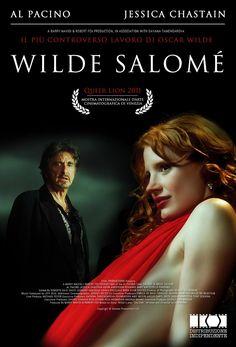 Wilde Salomé, il film di Al Pacino con Jessica Chastain e Kevin Anderson, dal 12 maggio al cinema.