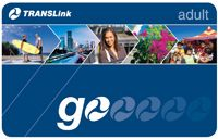 Go card - South East Queensland electronic ticket. It allows you to travel seamlessly on all TransLink bus, train, ferry and tram services. Plus, it entitles you to travel savings and discounts.