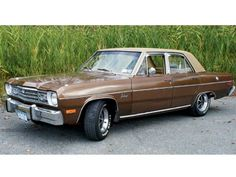 1974 plymouth valiant | ... Young Guns Winner - 1974 Plymouth Valiant Sedan - I Had One Of Those