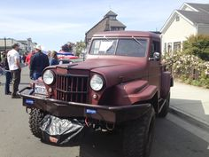 1960 Willys Truck - Photo submitted by Den Castor.
