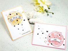Geburtstag-Grüße-Karte-Wunderbar-Verwickelt-Flamingorot-Pfirsich-Pur-Stampinblog-Stampin