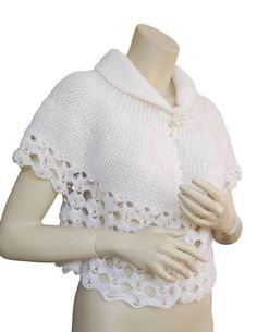 Moda Emo, Bridal Outfits, Sweaters For Women, Knitting, Crafts, Clothes, Dresses, Fashion, Piece Of Clothing