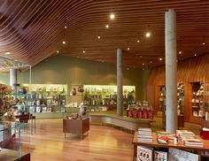 Gallery of Crystal Bridges Museum Store / Marlon Blackwell Architect - 7