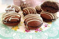 Makaron Kek (Whoopie Pie) Tarifi