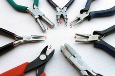 Around Wire: Basic Tools for Wirework