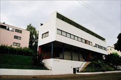 07_44 STUTTGART - Weissenhof Siedlung (Le Corbusier) | Flickr