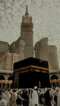 Islamic Wallpaper Hd, Mecca Wallpaper, Unique Wallpaper, Islamic Images, Islamic Art, Islamic Quotes, Iphone Wallpaper Architecture, Ramadan Quotes From Quran, Quran Quotes