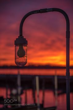 Beauty Behind the bulb by DonCarlito