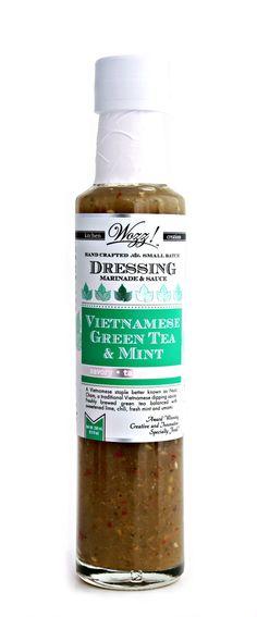 Vietnamese Green Tea and Mint Dressing