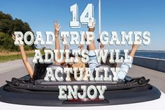 Before tablets and podcasts, we used games to keep us entertained. For your next road trip, try some of these games to keep you going along the way.