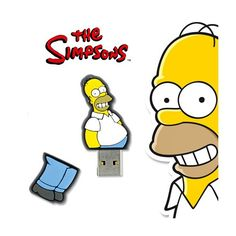 Cle usb 2.0 integral the simpsons - 4Go homer