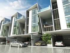 U Thant Residencias, un condominio lujoso situado en Malasia | Tikinti
