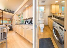 Architect Kelly Davis Tiny House Interior Views photo by Escape traveler