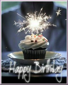 Birth Day QUOTATION – Image : Quotes about Birthday – Description happy birthday / joyeux anniversaire / gateau / cupcake / bougie / bleu Sharing is Caring – Hey can you Share this Quote !Used Happy birthday Albert Alvarado Love, aunt Theresa u Happy Birthday Cupcakes, Happy Birthday Pictures, Happy Birthday Messages, Happy Birthday Quotes, Happy Birthday Greetings, Birthday Fun, Humor Birthday, Happy Birthday Fireworks, Happy Birthday For Him
