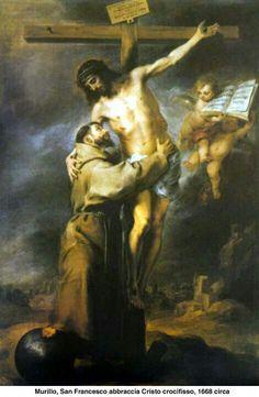Gesù e san Francesco.