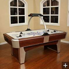 Air Hockey Table Is Ordered For The New House Love Service Frontgate